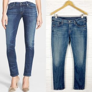 Citizens of Humanity • Racer Whiskered Skinny Jean